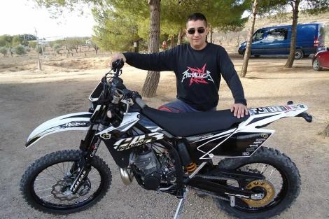 El presunto asesino Juan Carlos Alfaro. | Facebook