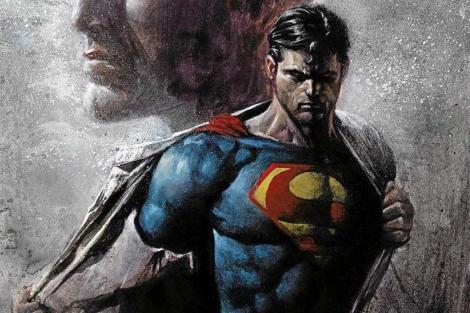 Superman.   DC Comics