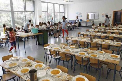 La Junta deja sin comedor escolar a niños españoles de padres sin ...
