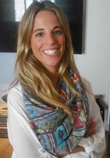 Alejandra Pombo.