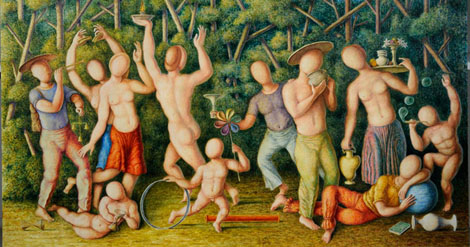 'El rito de los ciclos', 2010