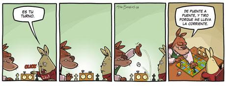 'Conejo frustrado'.