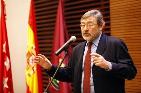 El portavoz del PSOE en el Ayuntamiento, Jaime Lissavetzky. | Sergio Enriquez