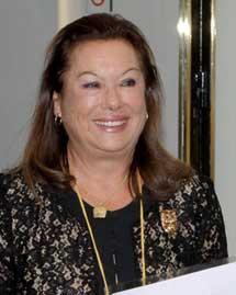 Rosa Pujol, presidenta de la Asociación Española de Egiptología. | AEDE