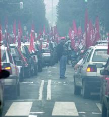 Huelga de 2002. | Iñaki Andrés