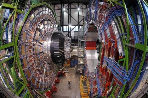 El acelerador de partículas LHC del CERN. | CERN