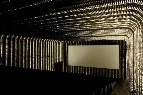 La espectacular Sala Azcona de Cineteca | Foto: Facebook Cineteca