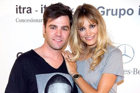 El DJ y la modelo, en una foto de archivo.| Gtres