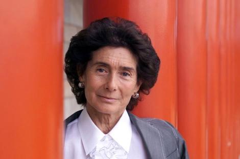 Paloma O'Shea, directora de la Escuela Reina Sofía. | Cotera