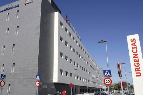 El Hospital de Manises, público pero de gestión privada.   Benito Pajares
