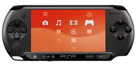 Imagen de una PSP.