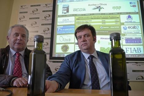 La información sobre los precios del aceite se actualizará a diario. | Manuel Cuevas