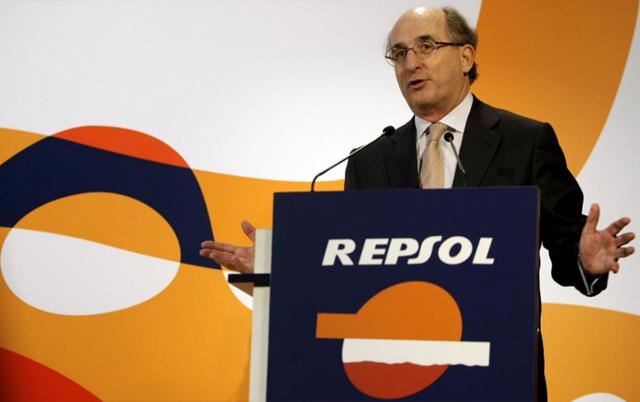 El presidente de Repsol, Antonio Brufau. | Sergio Pérez
