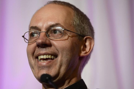 Justin Welby.   Reuters