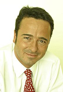 El bloguero Pablo Herreros.