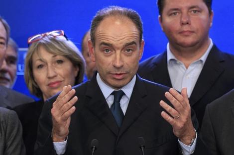 Jean-Francois Copé. | Afp