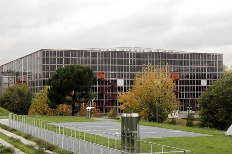 Exterior del Madrid Arena.   Efe