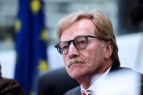 El gobernador del Banco Central de Luxemburgo, Yves Mersch. | Afp