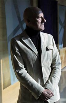 Norman Foster. | Antonio Heredia
