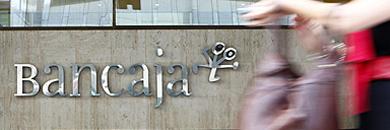 La sede de Bancaja en la calle Pintor Sorolla. | Vicent Bosch