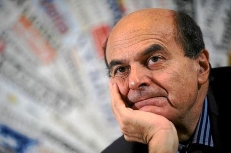 Las encuestas señala a Pier Luigi Bersani como ganador.   E.M.