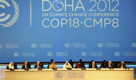 Ceremonia de apertura de la Cumbre de Naciones Unidas sobre Cambio Climático. | STR