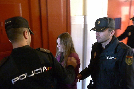 La mujer condenada a 35 años por matar a sus dos hijos. | Manuel Cuevas