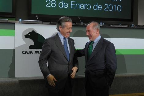Rato sucedió a Blesa en enero de 2010. | ELMUNDO.es