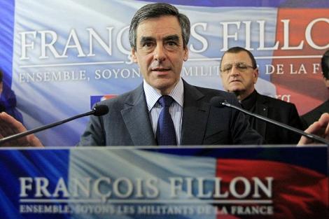 François Fillon anuncia su marcha de la UMP en París. | Reuters