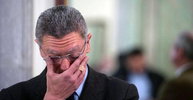 El ministro de Justicia, Alberto Ruiz-Gallardón. | Gonzalo Arroyo