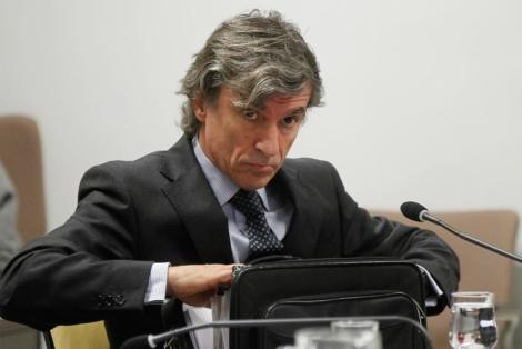 El director general de Emergencias, Alfonso del Álamo | Chema Moya.