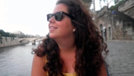 María Teresa, en su foto de perfil de Twitter.