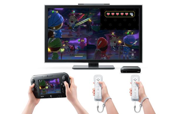 Uno de los juegos integrados en Nintendo Land, título para Wii U.