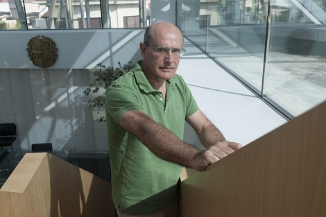El consejero vasco de Sanidad en funciones, Rafael Bengoa. | Patxi Corral