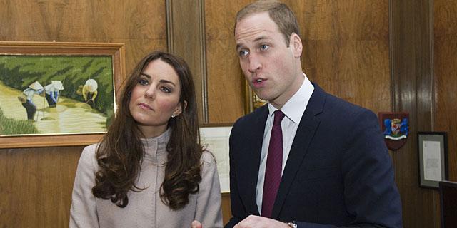 El príncipe Guillermo y su esposa, la semana pasada en Cambridge. | Gtres MÁS FOTOS