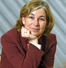 B. Romana, presidenta de la Sareb. | EM