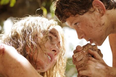 Fotograma de la película de Juan Antonio Bayona 'Lo imposible'.