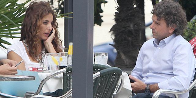 Mariló Montero y Santiago González, el pasado verano en Madrid. | Gtres