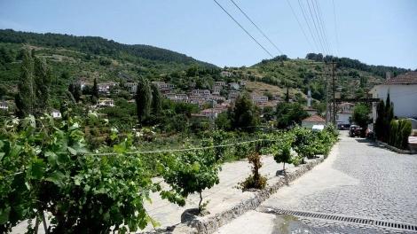 Imagen del pequeño pueblo de Sirince al suroeste de Turquía. | Charles Kremenak