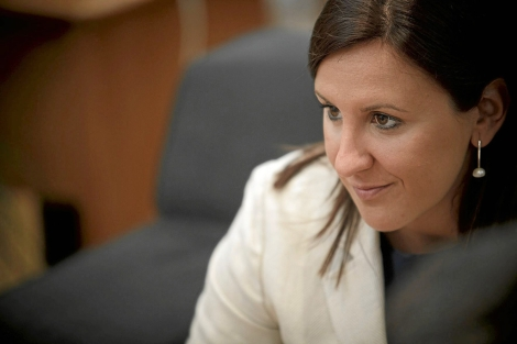 La consellera valenciana de Educación, María José Català.   Vicent Bosch