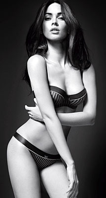 Megan Fox.   Gtres