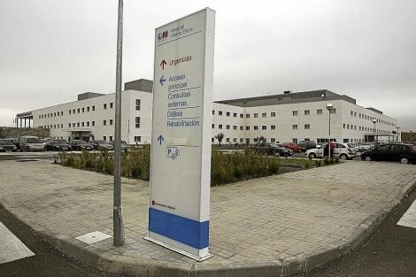 Hospital Infanta Elena de Valdemoro. | Jaime Villanueva