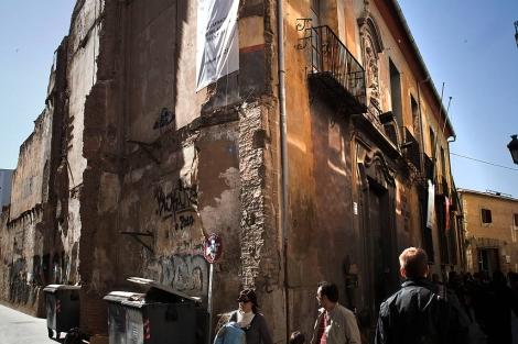 El colegio del Arte Mayor de la Seda de Valencia. | Vicent Bosch [MÁS FOTOS]