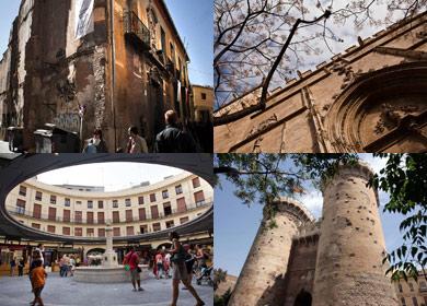 Los colores de la ciudad de Valencia. [MÁS FOTOS]