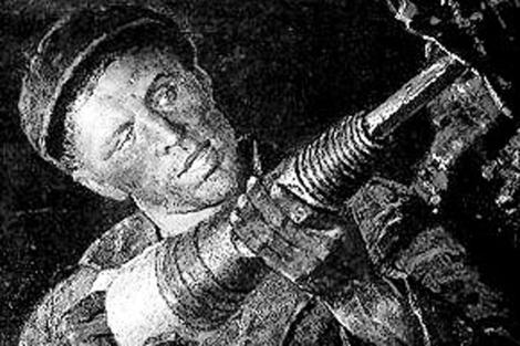 Stajanov extrajo 102 toneladas de carbón en seis horas en 1935, según la propaganda soviética.