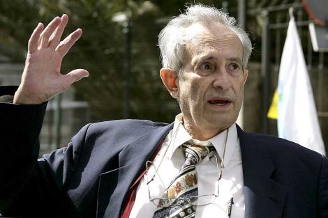Antonio Cubillo en una imagen de 2009. | Cristóbal García / Efe