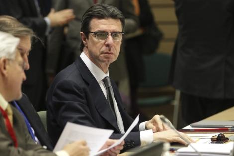 El ministro español de Industria, Energía y Turismo, José Manuel Soria.   Efe