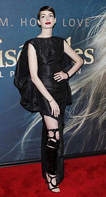 La actriz, en el estreno. | Reuters
