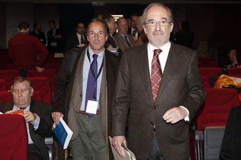 El jurista cordobés Santiago Muñoz Machado en un acto reciente. | Madero Cubero
