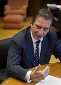 Rafael Sánchez Lozano. | G. Arroyo